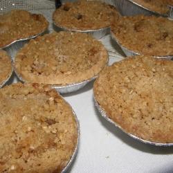 Apple Crunch Mini-Pies